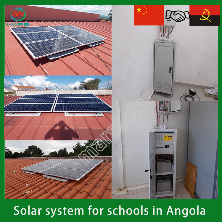 Solar System Manufacturer 500W Integrated Off Grid Solar System South Africa