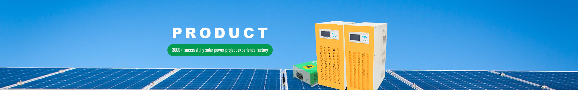Solar Power Accessories