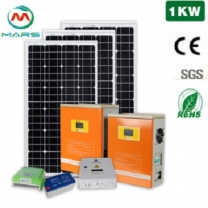 Whole Set 1 KW Solar Panel Cost