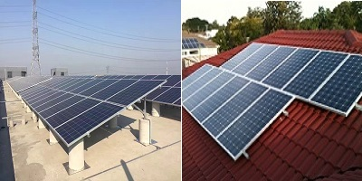 5 Kilowatt Solar Energy Power Plant System Manufacturers Price