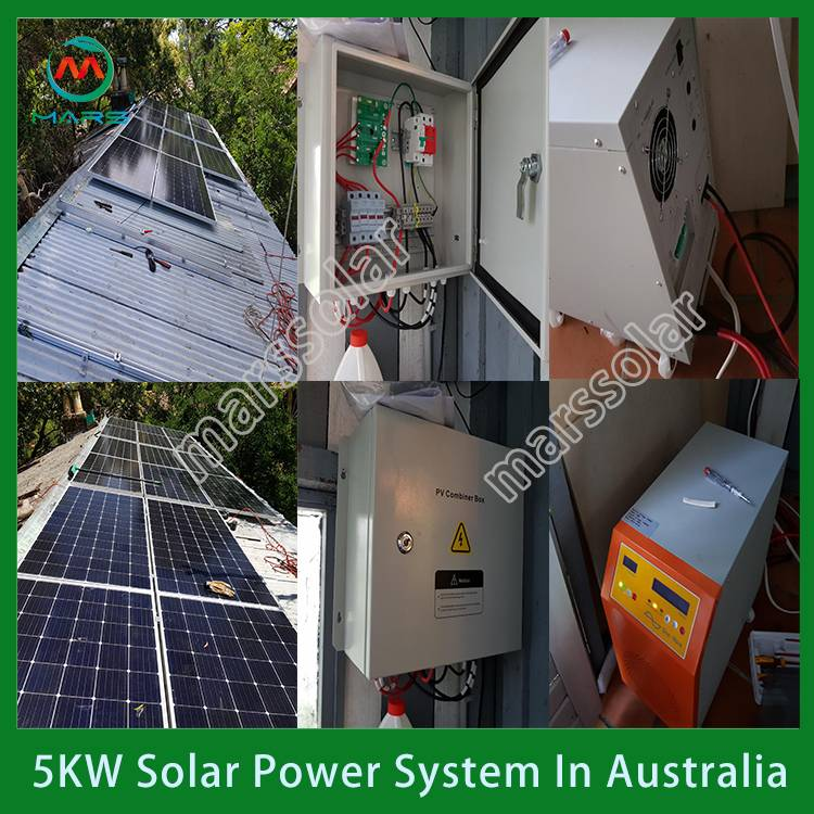 solar power inverter kit