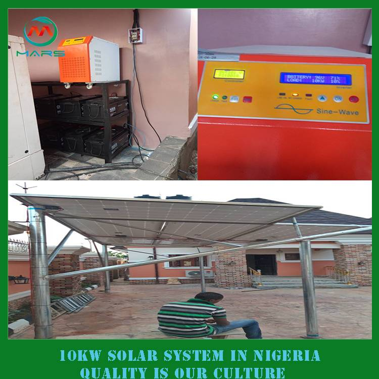 Solar Power Inverter Factory 5KW Best Home Solar Inverter Price Zambia