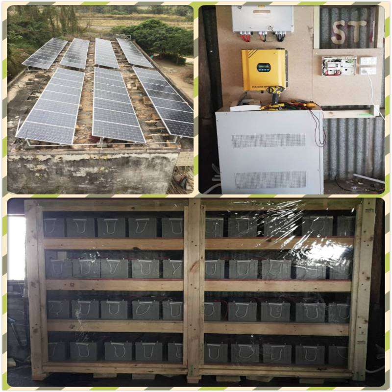 Solar Inverter Factory 5KW Cheap Grid Tie Inverter
