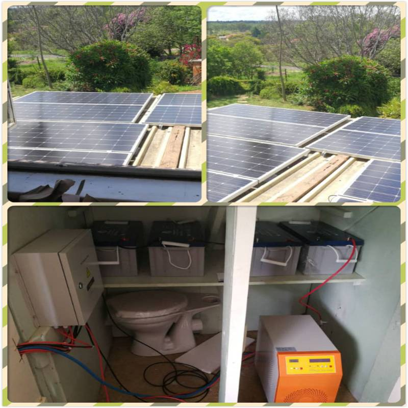 Solar Inverter Factory 5000W Plug And Play Grid Tie Inverter