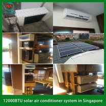 Solar System Manufacturer Solar AC 1 Horsepower