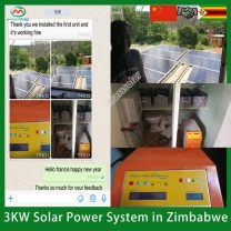 Solar System Manufacturer 3KW Off Grid Solar Power Kits Price South Africa