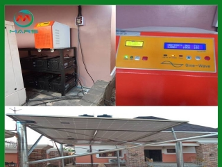 Nigeria solar power kit for house market survey