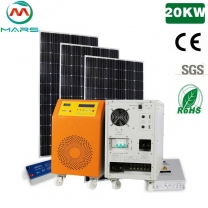 Complete Leading 10KW Small Solar Panel Manufacturers Kits