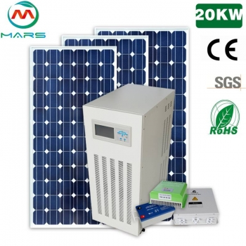 High Efficiency 20KW Solar Panels For Home Distributors Suppliers