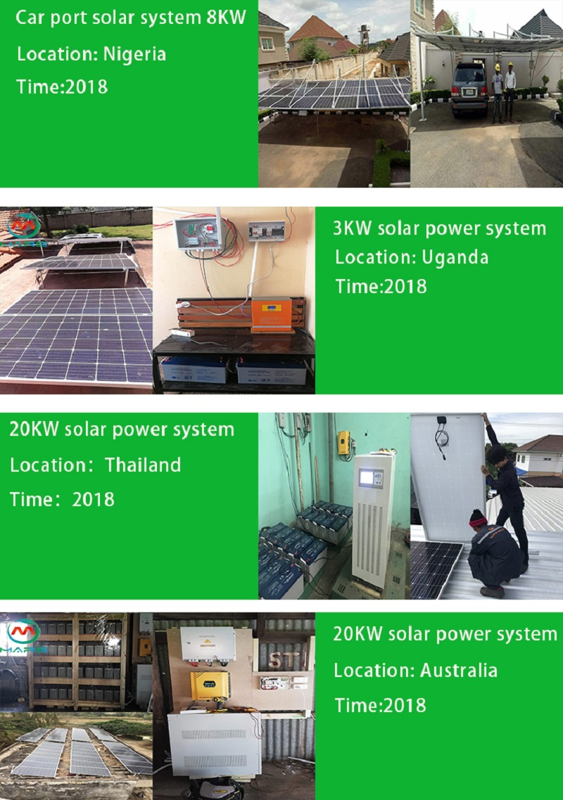 10KW Off Grid Solar System Packages