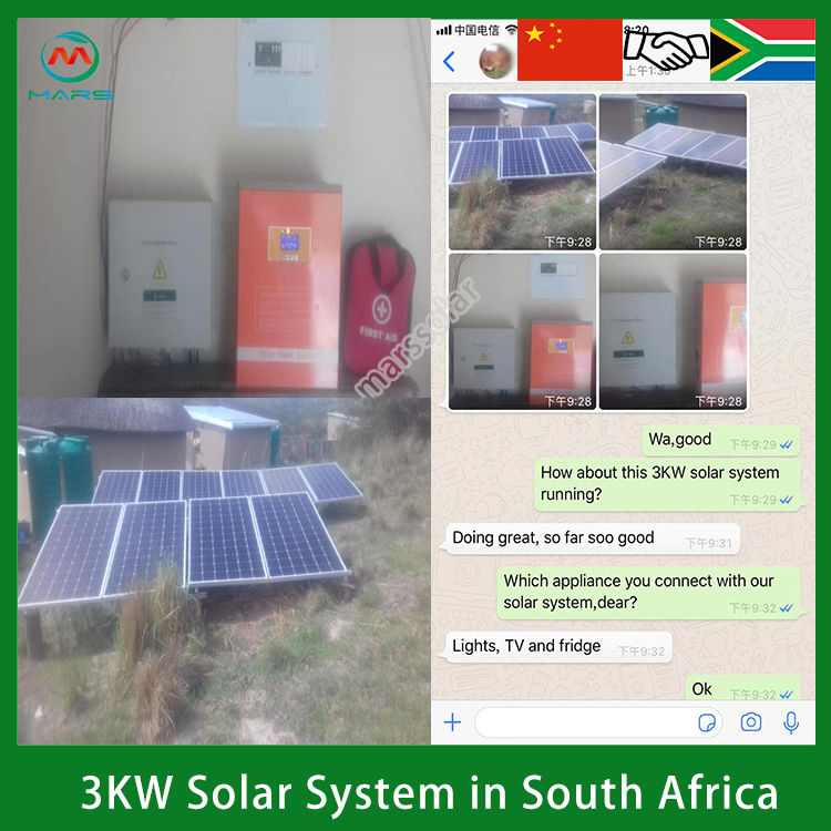 off grid solar kits factory