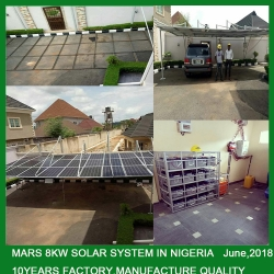 Solar System Manufacturer 8KW Solar System South Africa