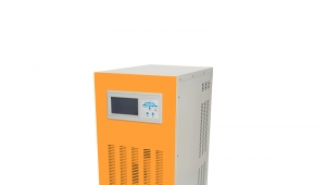 What's the solar power inverter dual output?