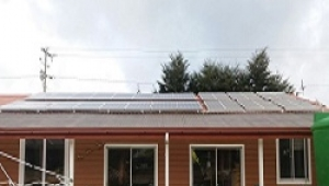 How Mr.Eduardo upgrade his solar power panels system?