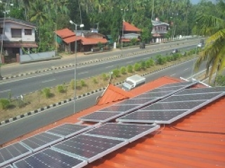 1KW Solar PV System In Chile