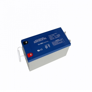 Factory Hot Item 12V 200AH Deep Cycle Battery Solar