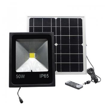 Factory Price 50W Solar Led Flood Lights