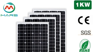 What are the differences between KW and KVA for solar energy project?
