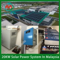 Solar Power System Manufacturers 10KW Solar Plant For Home Price
