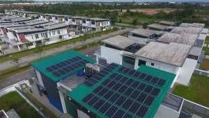 Why Ong changed his solar electri system order from 10KW to 20KW?