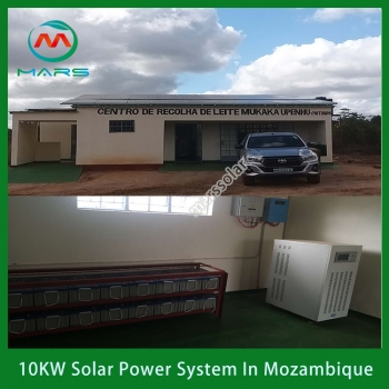 Solar Power System Manufacturers 10KW Solar Emergency Kit