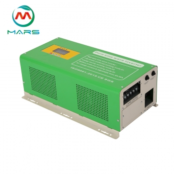 Solar Power Inverter Factory 5KW Best Home Solar Inverter Zambia