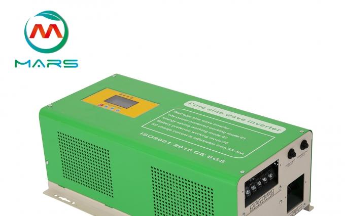 Solar Power Inverter Factory 5KW Best Home Solar Inverter Zambia
