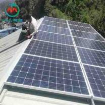 Solar Energy System Manufacturer China 5KW Do It Yourself Home Solar Panel Kits