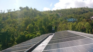 Photovoltaic Solar Panels In Dominica