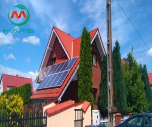 Solar Power System Manufacturers 3KW Complete Home Solar System