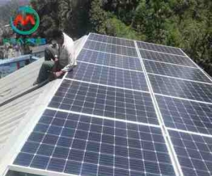 Solar Power System Manufacturers 5KW Small Solar Panel System