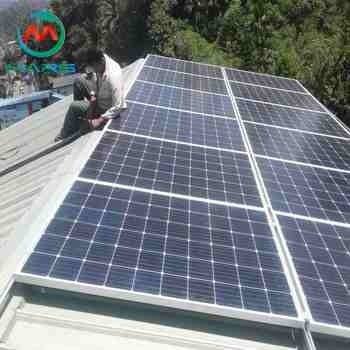 Solar System Package Supplier 10KW Stand Alone Solar Power For Homes