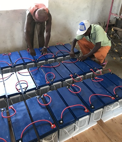 Solar Power Equipment