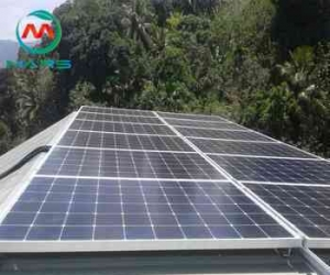 Solar Power System Manufacturing 10KW Solar Panel System Price