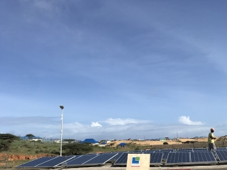 15KW Residential Solar Power Systems in Somalia
