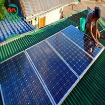 Best Electricity Provider For Solar 1KW Rooftop Solar Power Plant