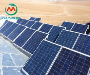 Solar Power System Manufacturing 3KW Solar Array