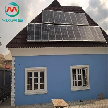 Whole Home Solar Panel Kit