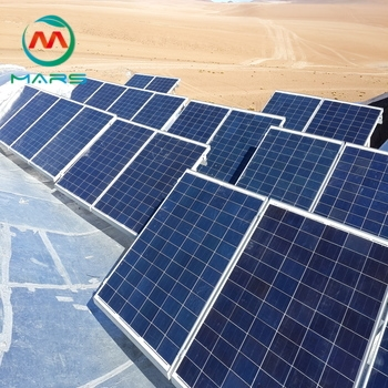 Biggest Solar Manufacturers Energy Product 5KW Solar Panel System