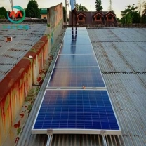 Top Solar Panel Producers 10KW Grid Tied Solar Panels For Your Home
