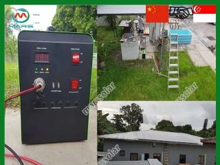 Van Conversion Solar Kit