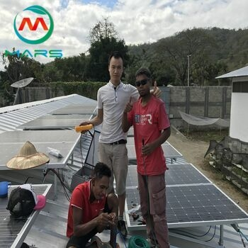Small Solar Panale System