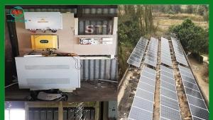 German photovoltaic manufacturer build solar tea cultural industrial park