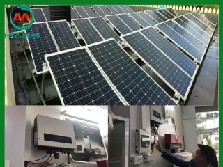 10KW solar generator for house In Vietnam