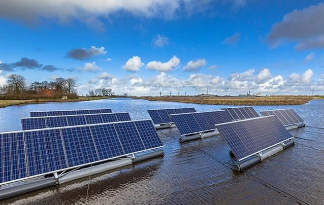 What should be noticed when building a surface solar panel system kit?