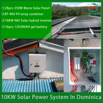 Solar Power System Manufacturers 10KW Solar Power System Price In India