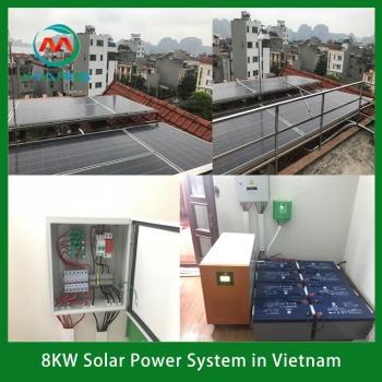 Off Grid Solar Kit