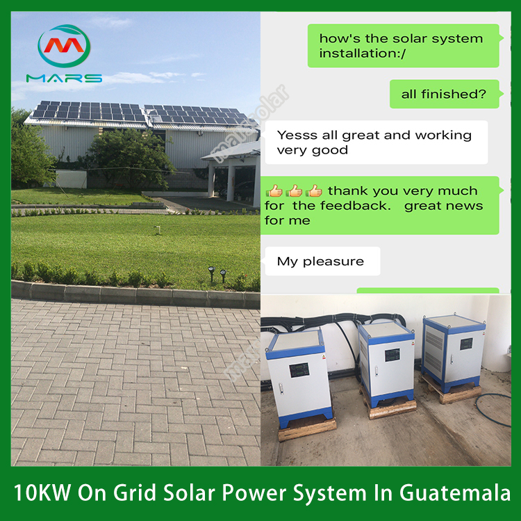 Why is summer a good time to install a kit solar on grid?