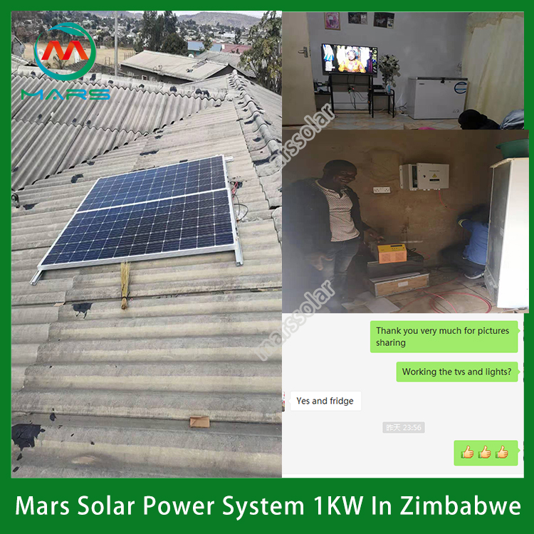 Solar Panel Inverter Kit Becomes The Urgent Need Of The Citizens Of Zimbabwe