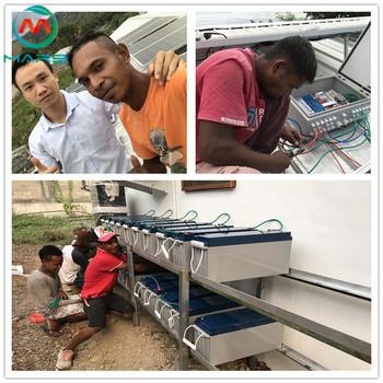 Local Solar Panel Companies 10KW Easy Solar Power System